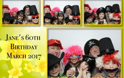 Photo Booth Happiness